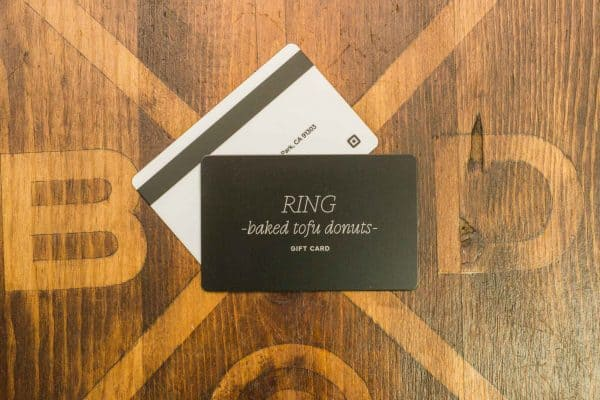 RING gift card